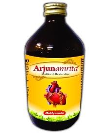 Baidyanath's Arjunamrita Ayurvedic medicine