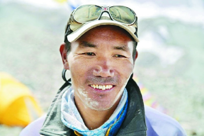 Nepal's Kami Rita Sherpa climbs Everest 22nd time