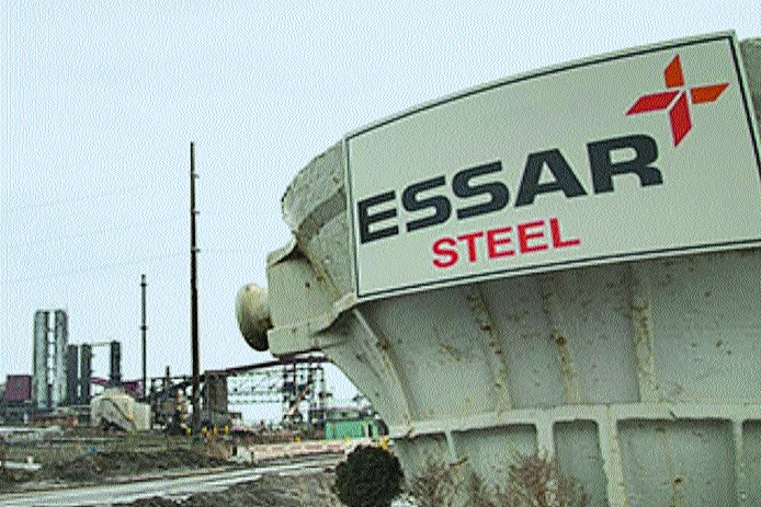 NuMetal offers over Rs 37k cr for Essar