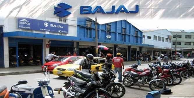 Bajaj Auto Q4 net up 36 pc at Rs 1,175 cr
