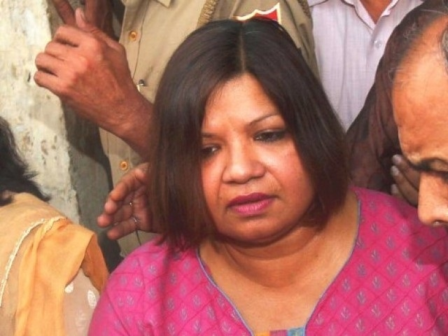 Ex-diplomat Madhuri Gupta convicted for spying for ISI