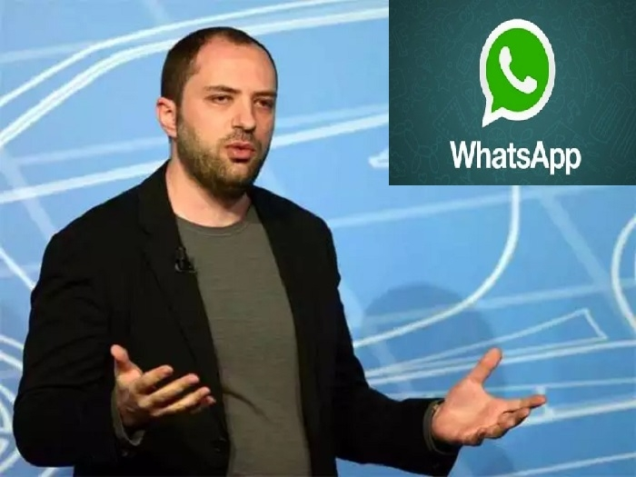WhatsApp CEO quits Facebook over data privacy concerns