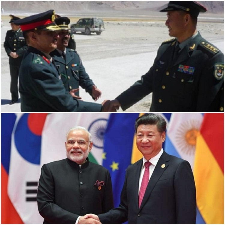 India, China hold border personnel meet at Chusul