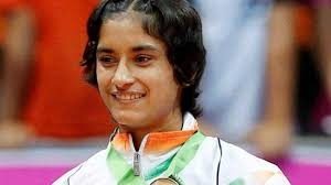VINESH WANTS TO MAKE HISTORY IN 2020 OLYMPICS
