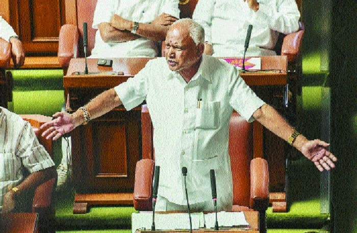 Yeddyurappa quits without trust vote