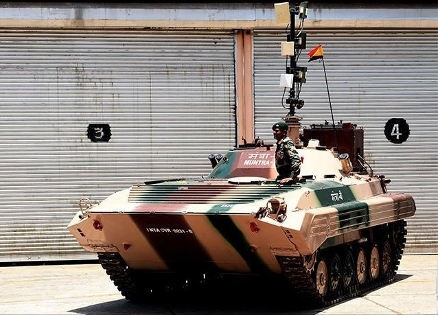 Govt to equip Armed Forces with unmanned tanks, robotic weaponry for future wars