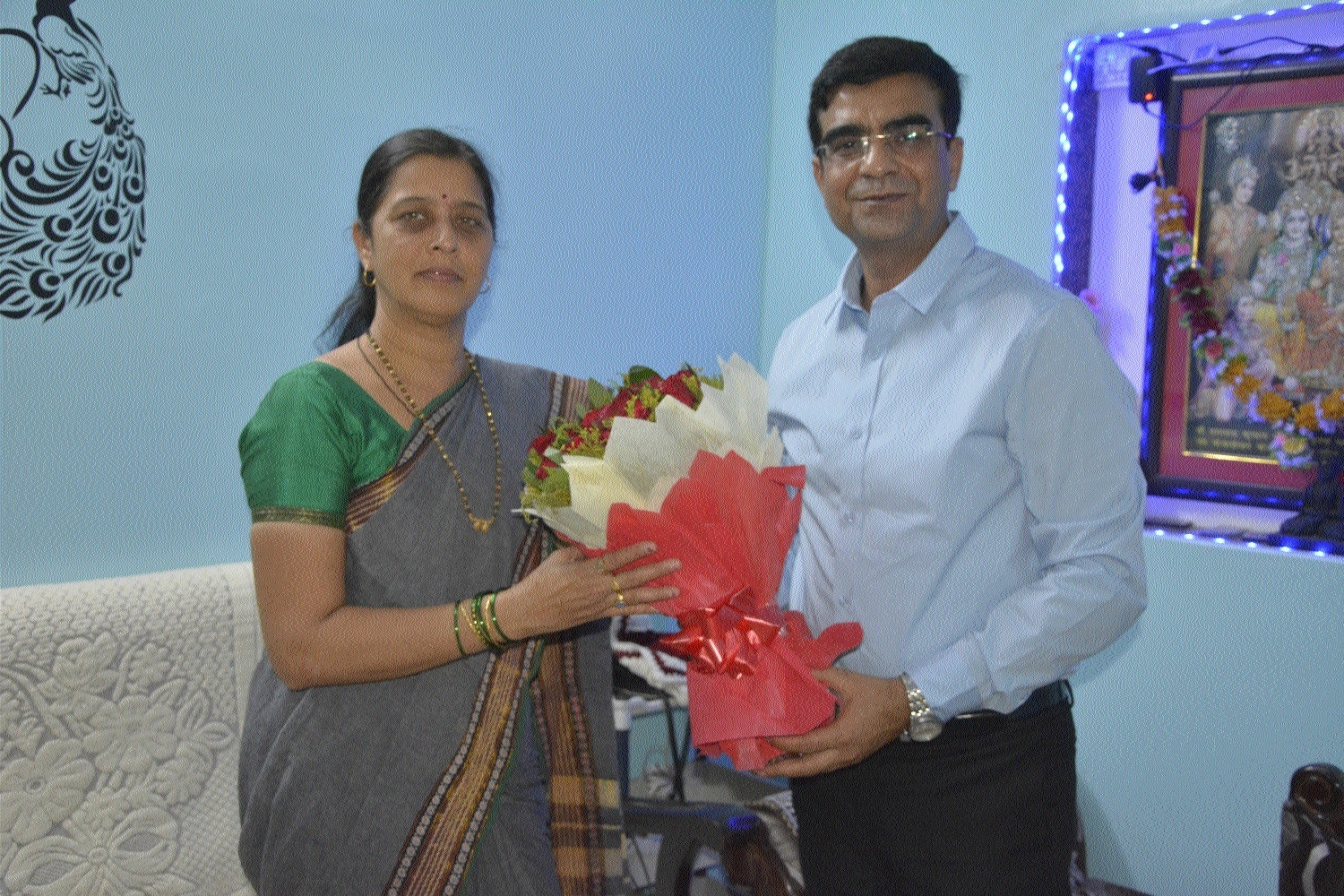 New JMC Commr Shukla takes charge