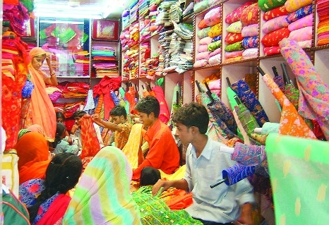 Indian textile markets firming up: SIMA