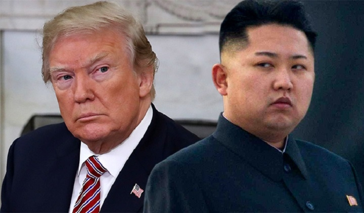 Trump cancels June 12 meeting with Kim