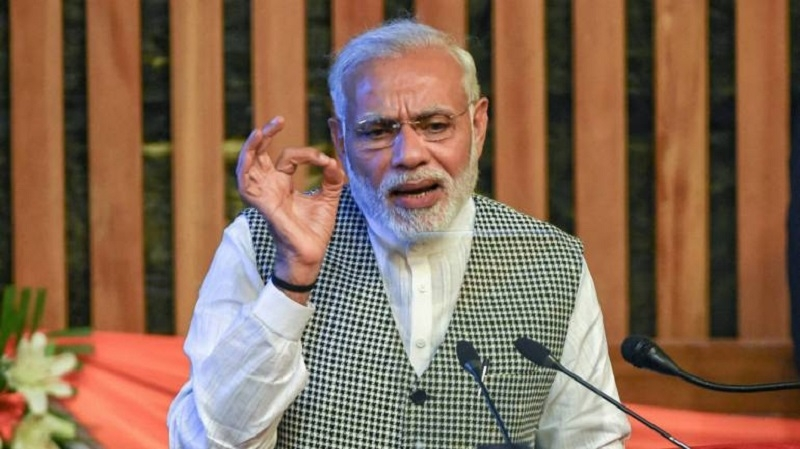Fruits of devpt have reached the poorest of the poor, says Modi