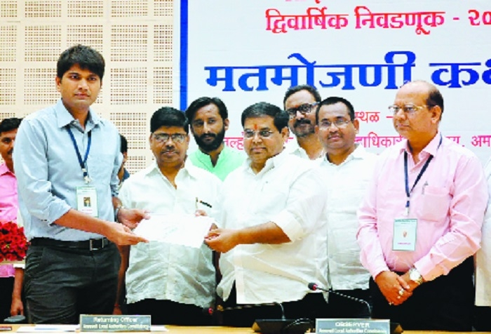 Pote's fantastic win in Amravati; Congress candidate loses deposit