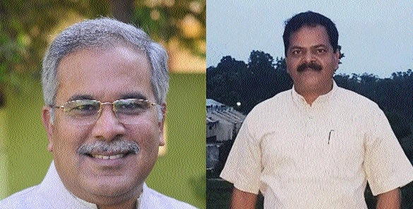'Sex CD' row: CBI questions Bhupesh Baghel, R P Singh