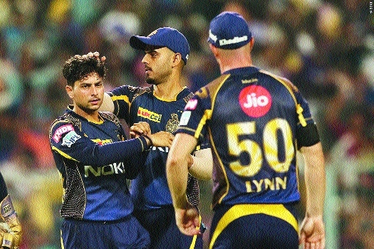 Upbeat KKR ready for Sunrisers battle