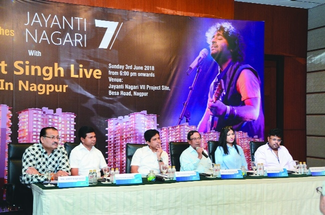Jayanti Nagari 7 to be launched on June 3