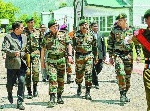 Stop sending ultras into J&K if you want peace: Gen Rawat to Pakistan