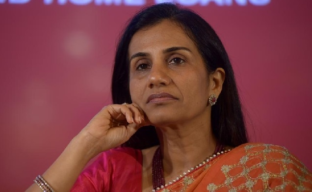 Sebi serves notice on Chanda Kochhar in Videocon loan case