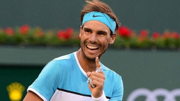 Nadal happy to 'suffer' in pursuit of 11th French Open