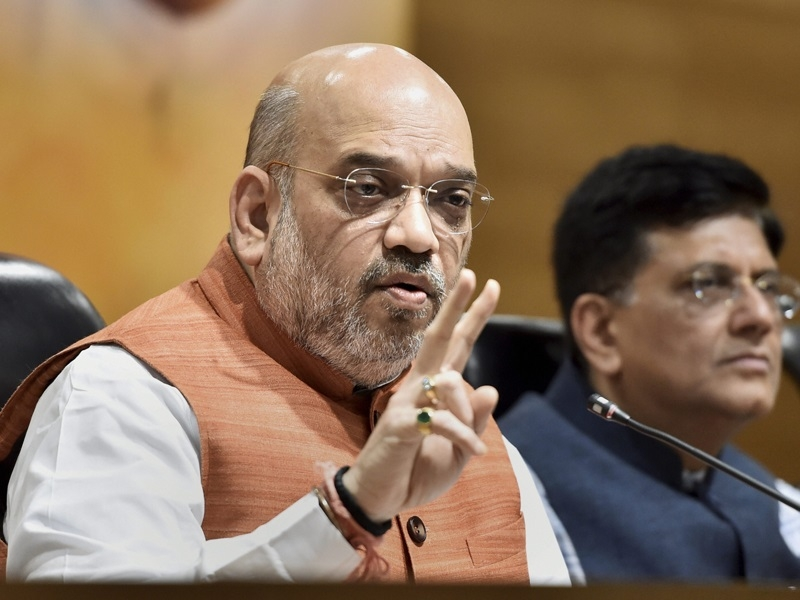 BJP's return to power in 2019 is 'not a challenge but a certainty': Shah