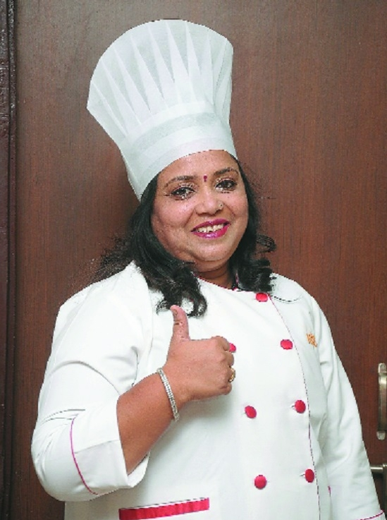 Chef Neeraj Jain's 'Bridal Cooking & Home Mgmt Workshop' from June 1