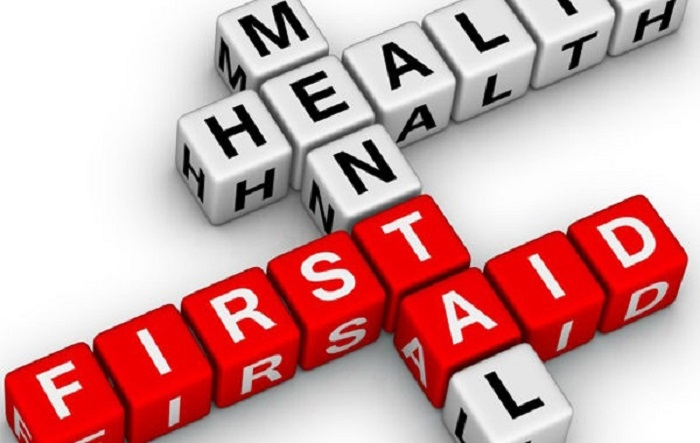 First aid & mental health