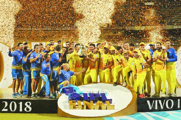 Watson slams ton as CSK lift IPL title
