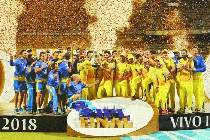 Watson slams ton as CSK lift IPL title