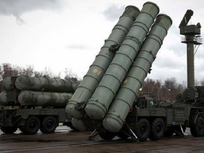 India, Russia conclude talks for S-400 Triumf air defence missiles