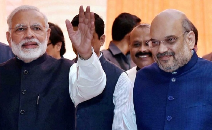 PM, Shah to interact with people as part of BJP's mass contact drive