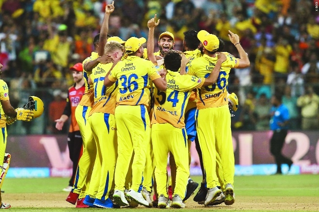 Centurion Watson fires Chennai Super Kings to record equalling third IPL title