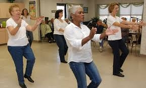 Dance your way to HEALTHIER AGEING