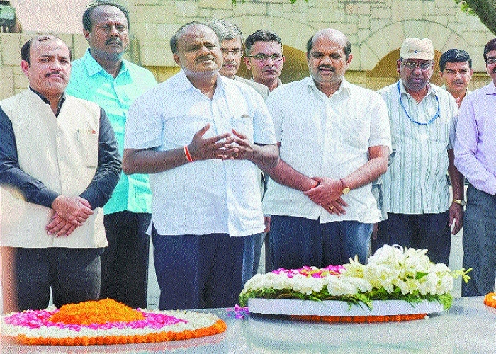 Have to work as per Cong's direction: K'taka CM