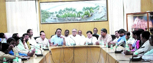 Meet held to discuss OBC meet at Sagar