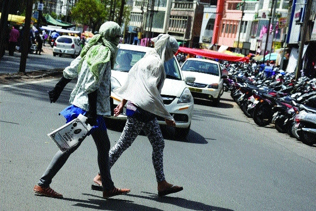 Max temp hovers around 42 degrees Celsius in most parts
