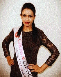 Mohini Patankar selected in Haut Monde Mrs India