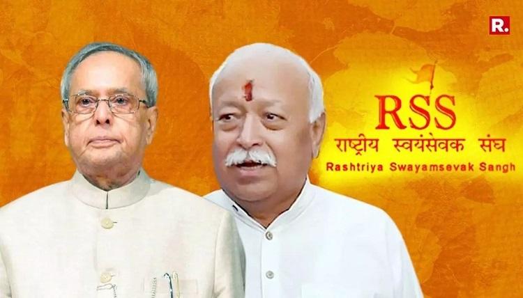 RSS invite to Mukherjee irks Cong, Left
