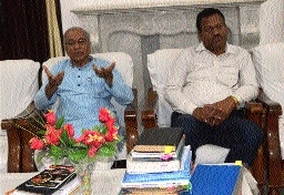 State ST Commission chairman for overall development of tribal hostels