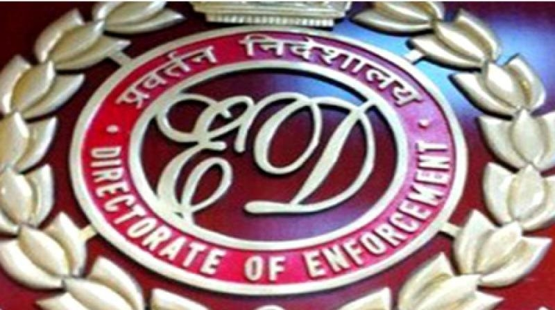 ED conducts raids in five States in NSEL money laundering case