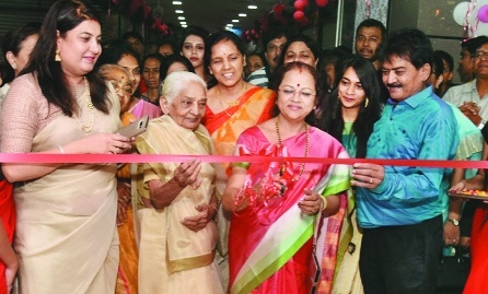 Reliable Mega Mart inaugurated