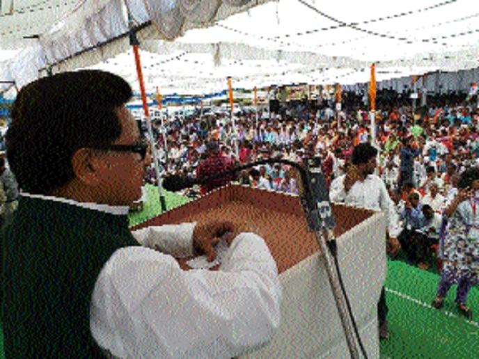 Strengthen Congress at grass root level: Punia to party workers