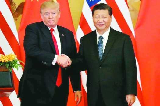 China, US agree on some issues to avert trade war