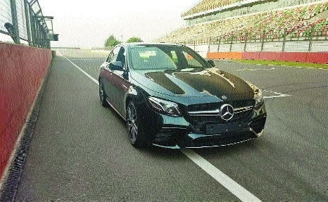 Merc launches AMG E-63 S