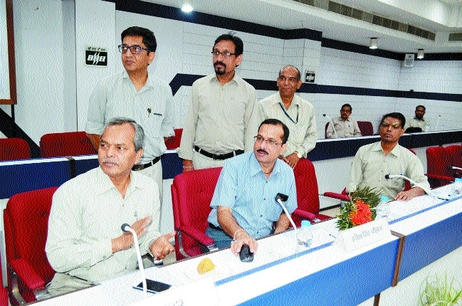 Workshop for heads, secretaries of Rajbhasa Committee held at BHEL