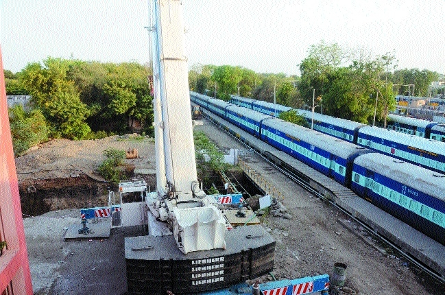 Habibganj station to get 3rd pit-line for maintenance of LHB coaches