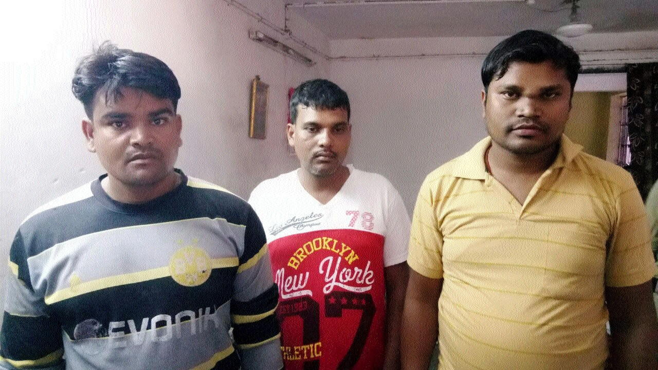 Police solve Chaubey Colony theft case