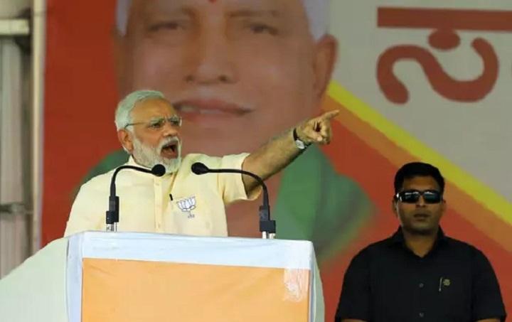 Modi dubs Congress a 'deal party'
