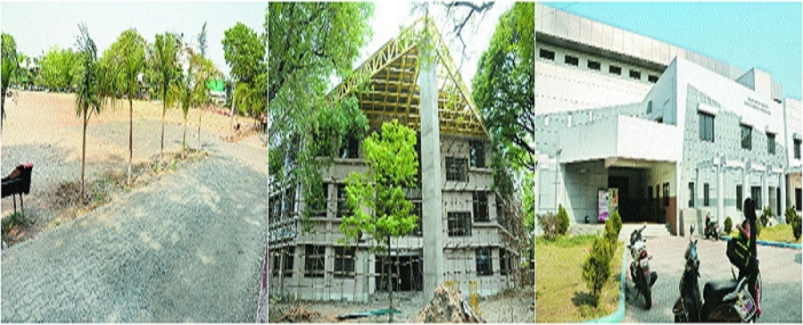Laxmi Nagar - A high profile zone of Orange City