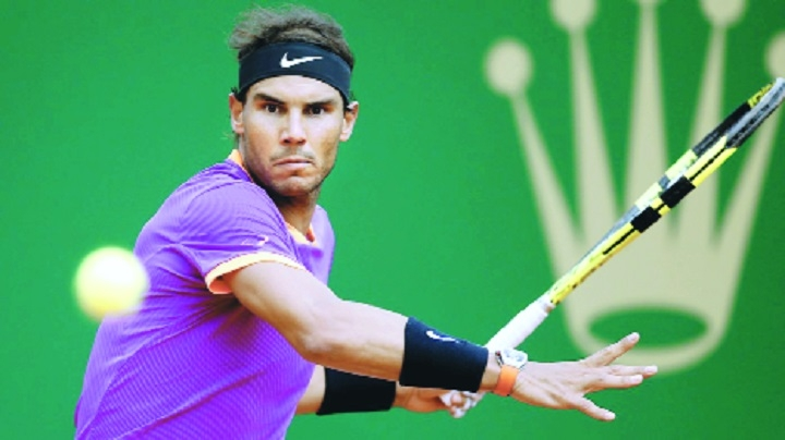 Nadal continues to lead ATP rankings