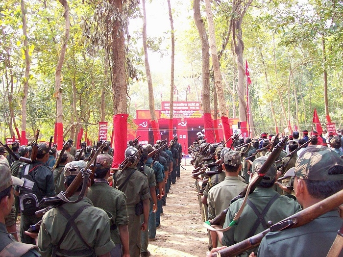 Govt forms multi-disciplinary group to choke Naxal funds