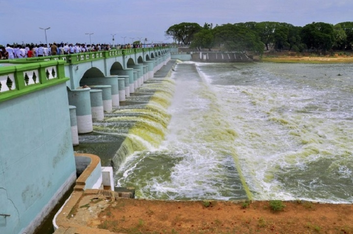 Released excess Cauvery water to TN: K'taka to SC