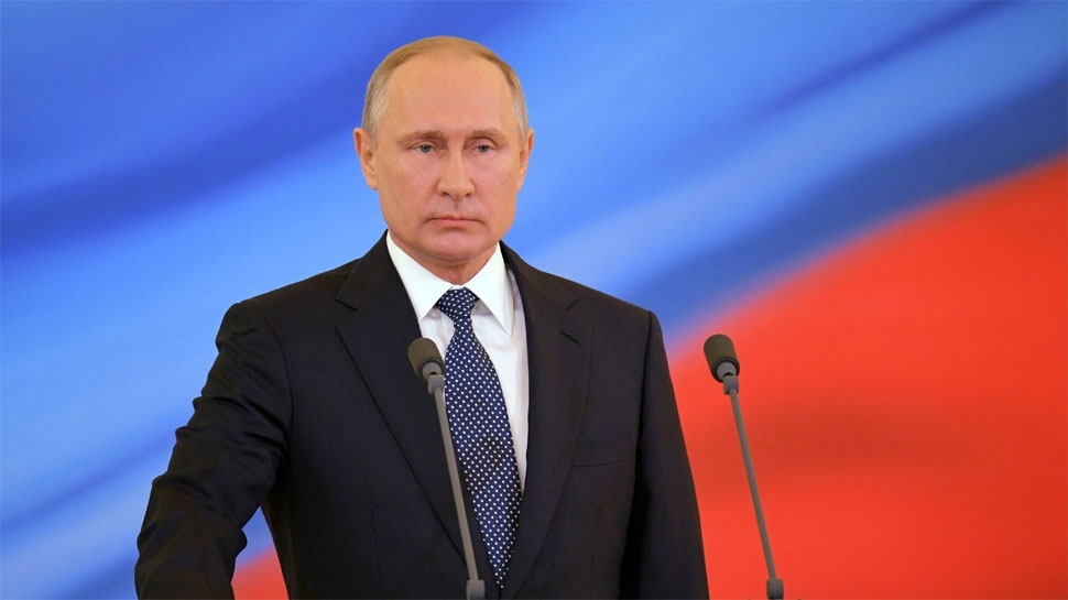 Putin sworn-in as Russian President for 4th term